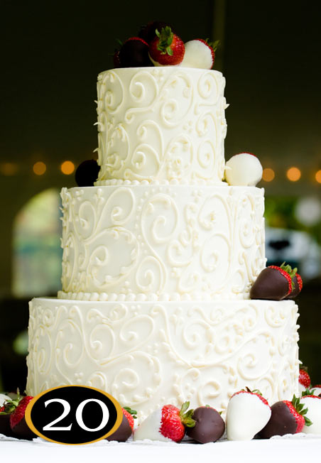 Wedding Cakes Grand Island Mansion