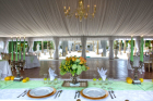 The Marquee Tent at the Grand Island Mansion
