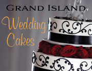 Grand Island Wedding Cakes