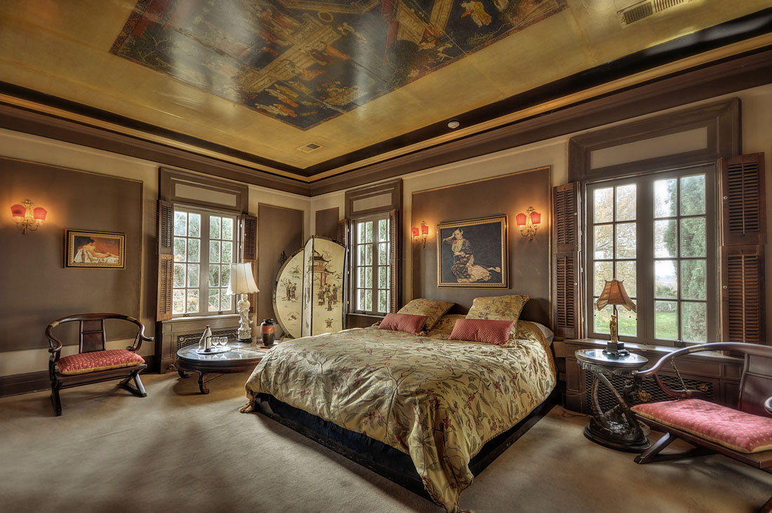 The Mozart Suite at the Grand Island Mansion