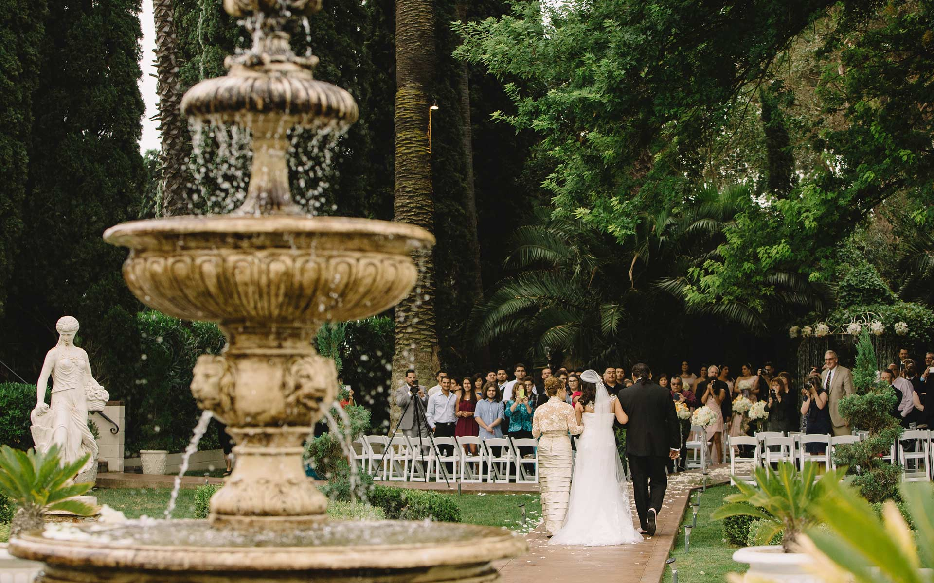 Weddings At The Grand Island Mansion