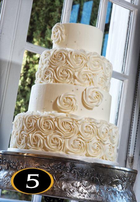 Wedding Cakes Grand Island Mansion